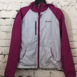 Kids Columbia jacket size 18/20